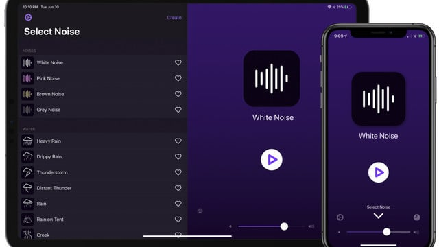 Ambient Sound App Dark Noise Gets New Sounds and More in a New Update