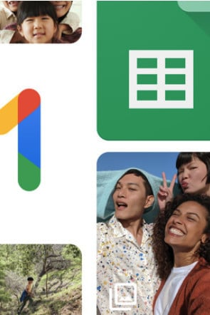 Google One App Offers Phone Backup, Storage Manager for iOS