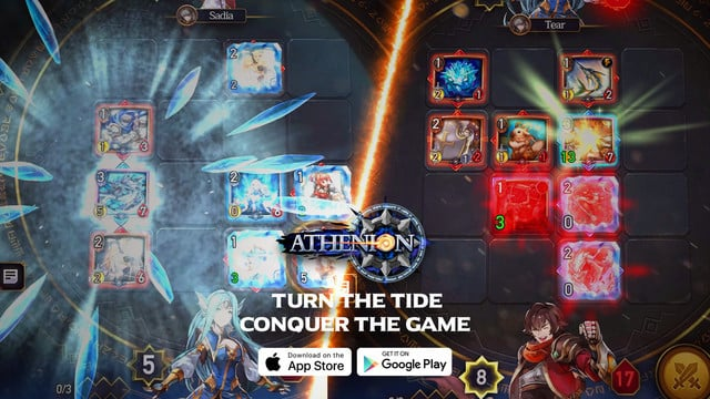 Find out Which Faction Will Work for you in Athenion: Tactical CCG