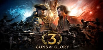 Guns of Glory 3rd Anniversary Event Includes a $20,000 Prize and Glory Ambassador Role