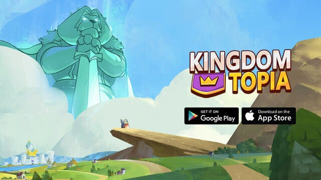 Kingdomtopia: The Idle King is an Idle Management Game with Echoes of The Lion King