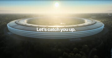 Today's Apple Event in 51 Seconds