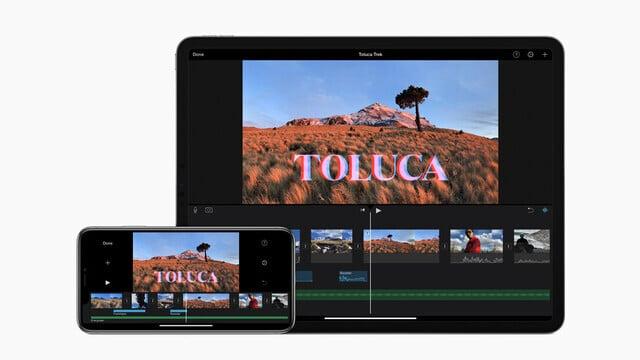 Apple Updates iMovie and GarageBand