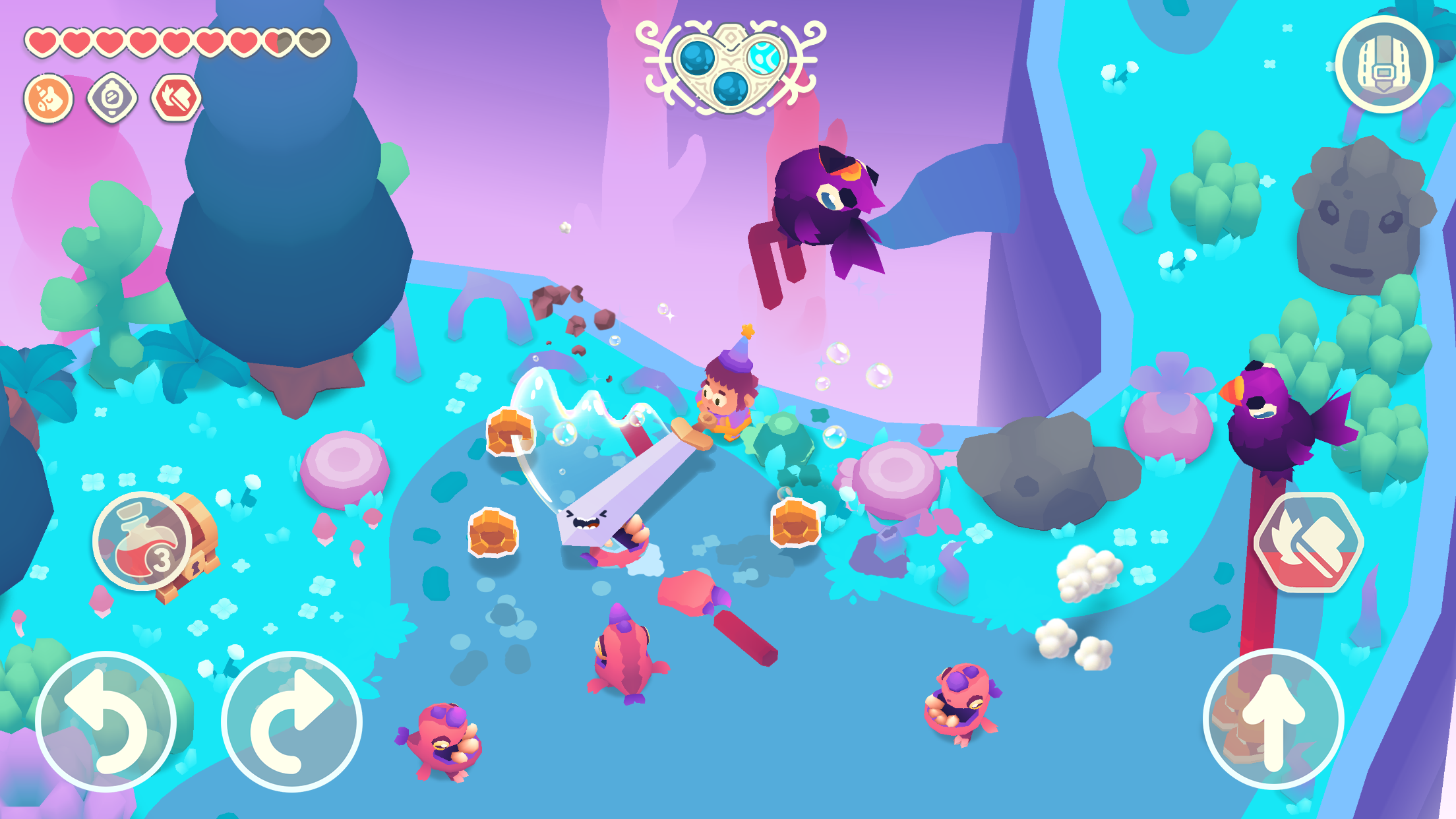 Let the Sword do the Talking in the New Apple Arcade Game Slash Quest