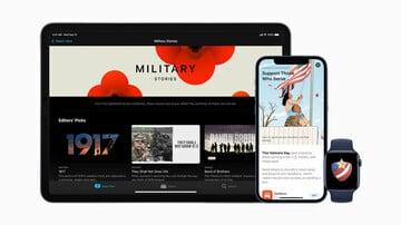 Apple Highlights Apps Helping Veterans