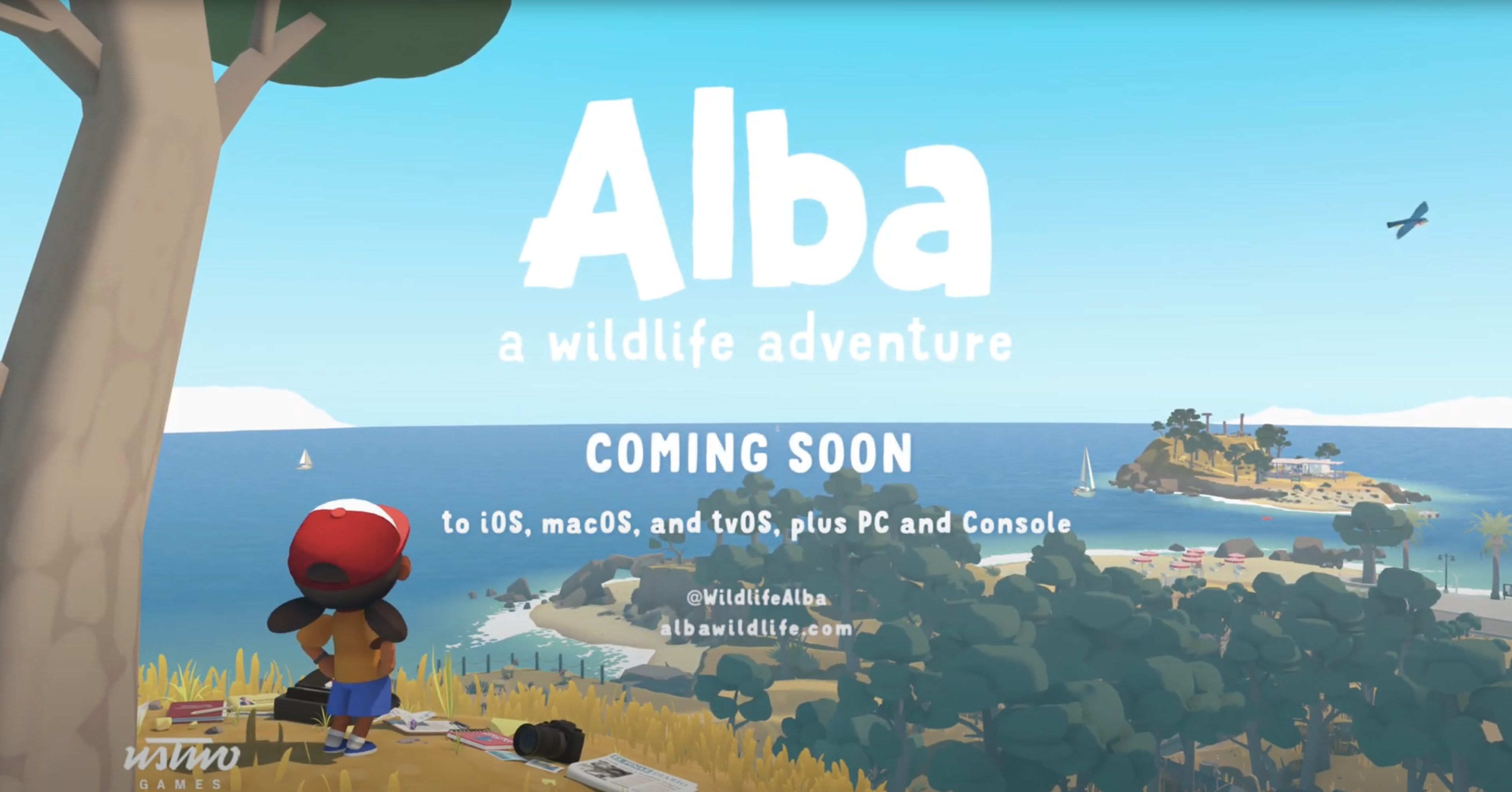 Alba: A Wildlife Adventure is Coming Soon to Apple Arcade