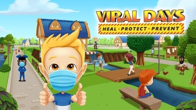 Keep Your Citizens Safe From a COVID-like Pandemic in Viral Days for Mobile