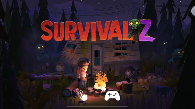 Blast Your Way Through Zombies in Apple Arcade's Survival Z
