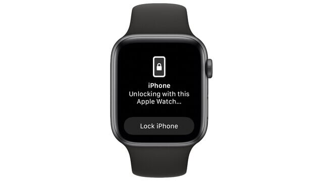 Apple's watchOS 7.4 Lands With iPhone Unlocking Feature