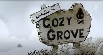 Casual Cozy Grove Makes its Way to Apple Arcade