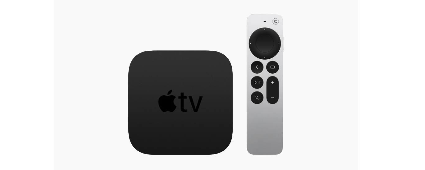 Updated Apple TV 4K Includes New Siri Remote, Faster A12 Bionic Processor