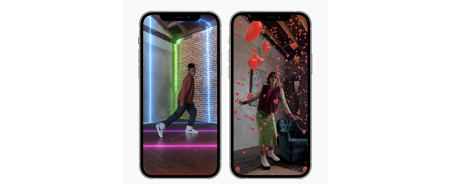 Apple Updates Clips With New AR Spaces
