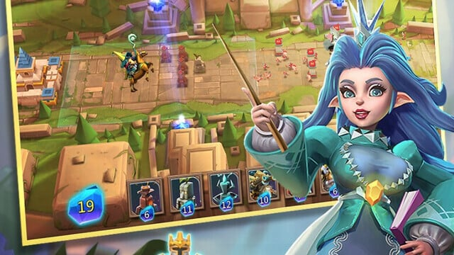 Lords Mobile Gets a Tower Defense Mode [Vergeway] in its Latest Update