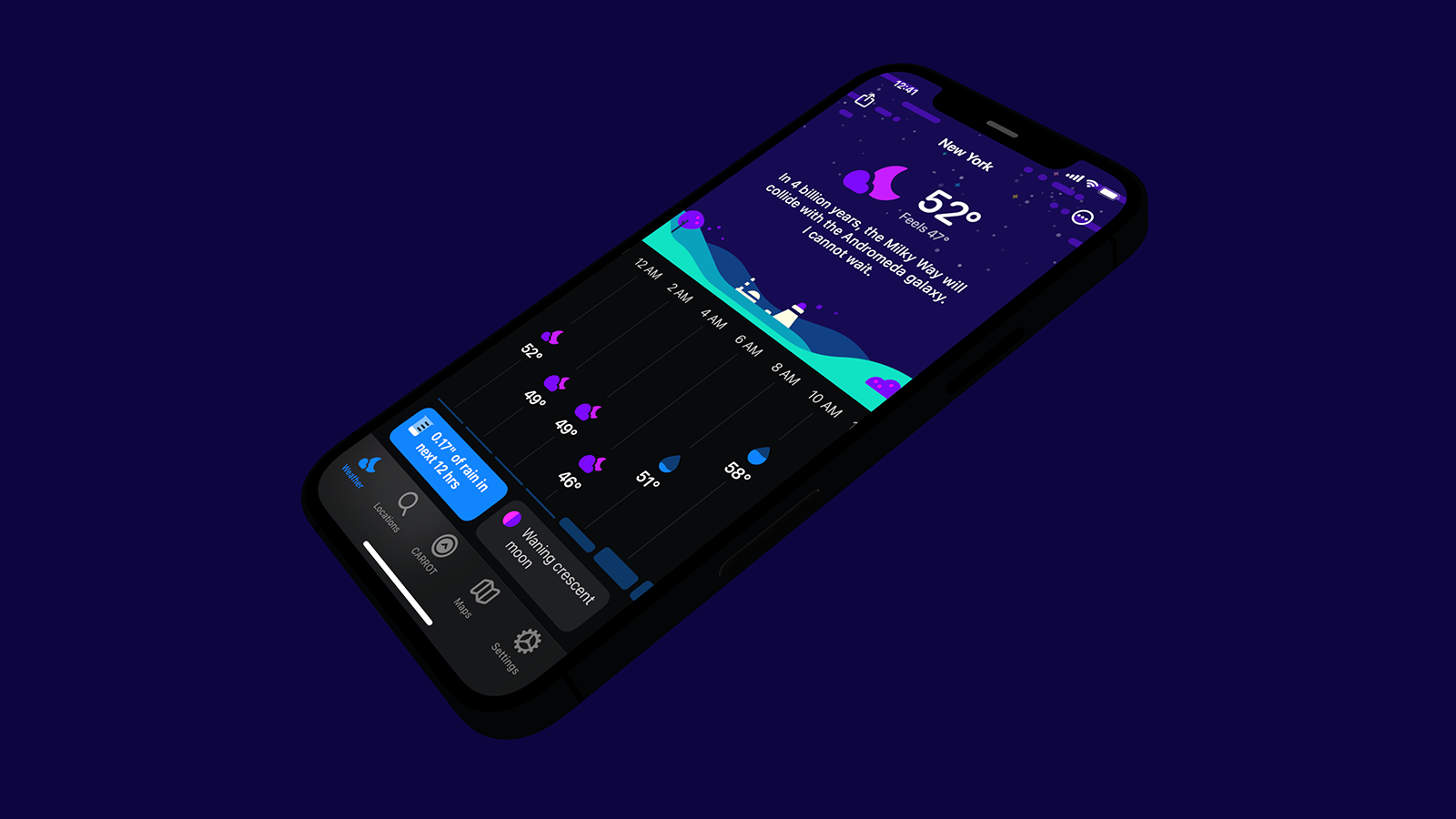 photo of CARROT Weather Update Focuses on Improving Customization Options image
