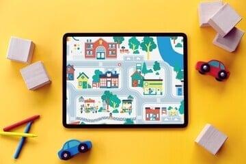 Pok Pok Playroom is a Digital Wonderland for Children