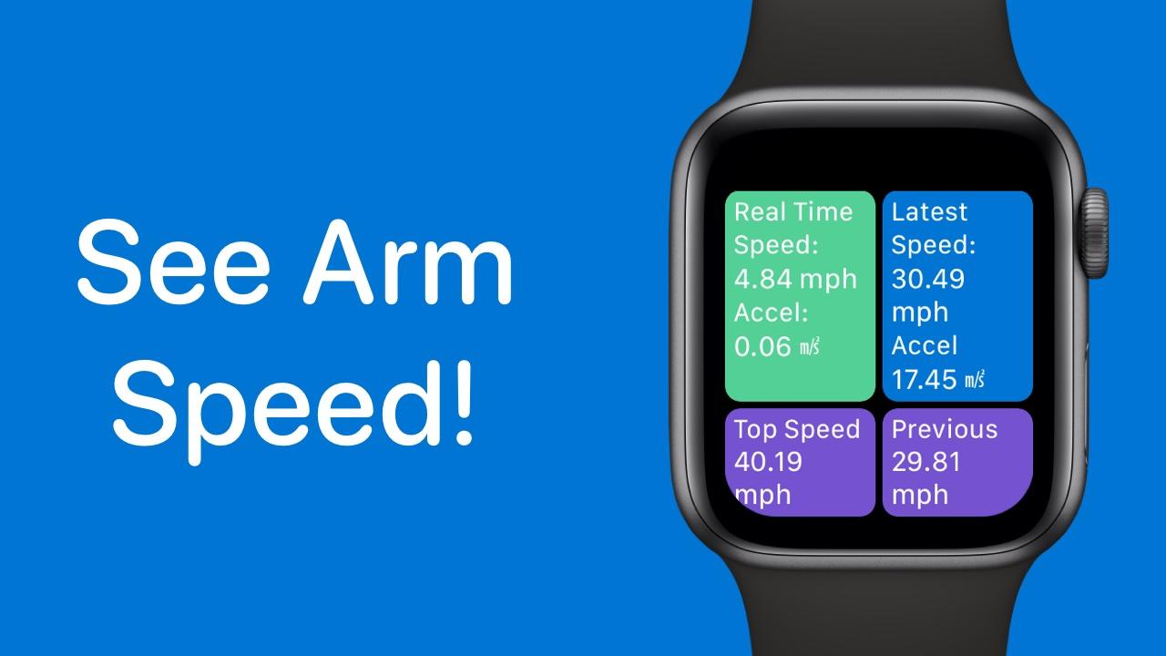 Arm Speed Analyzer is a free fitness app that will revolutionize your golf swing