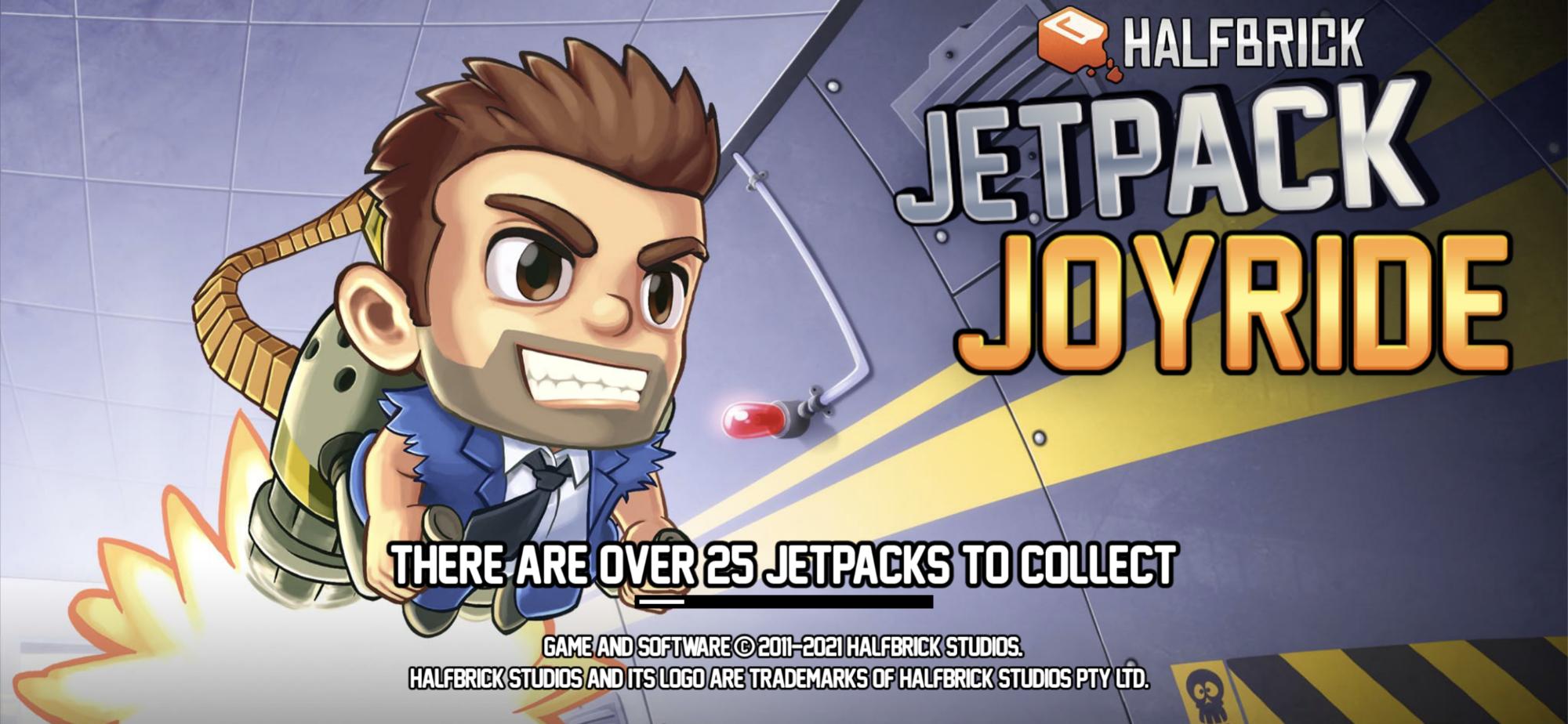 Jetpack Joyride+ Powers Its Way to Apple Arcade