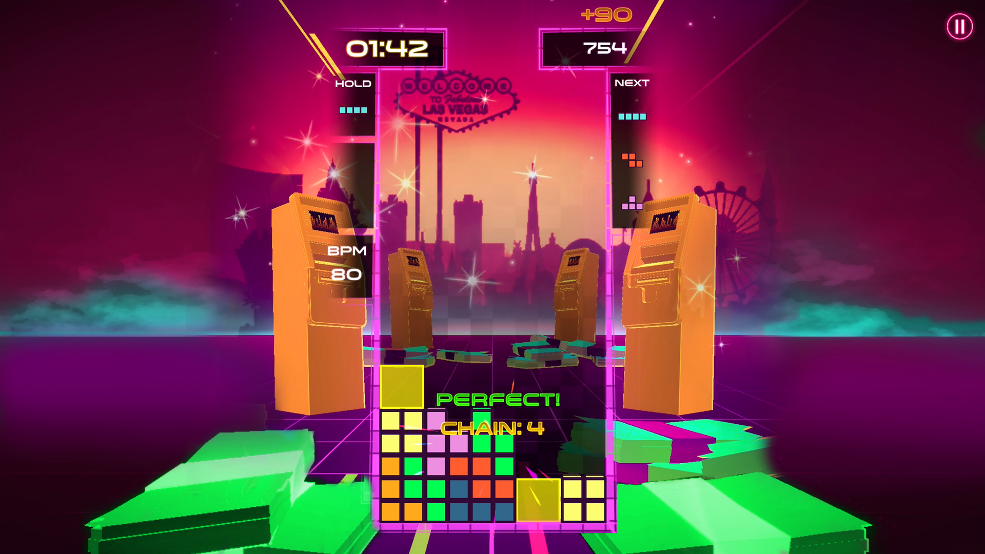 Tetris Beat Will Arrive Soon on Apple Arcade With Unique Music and Rhythm Mechanics