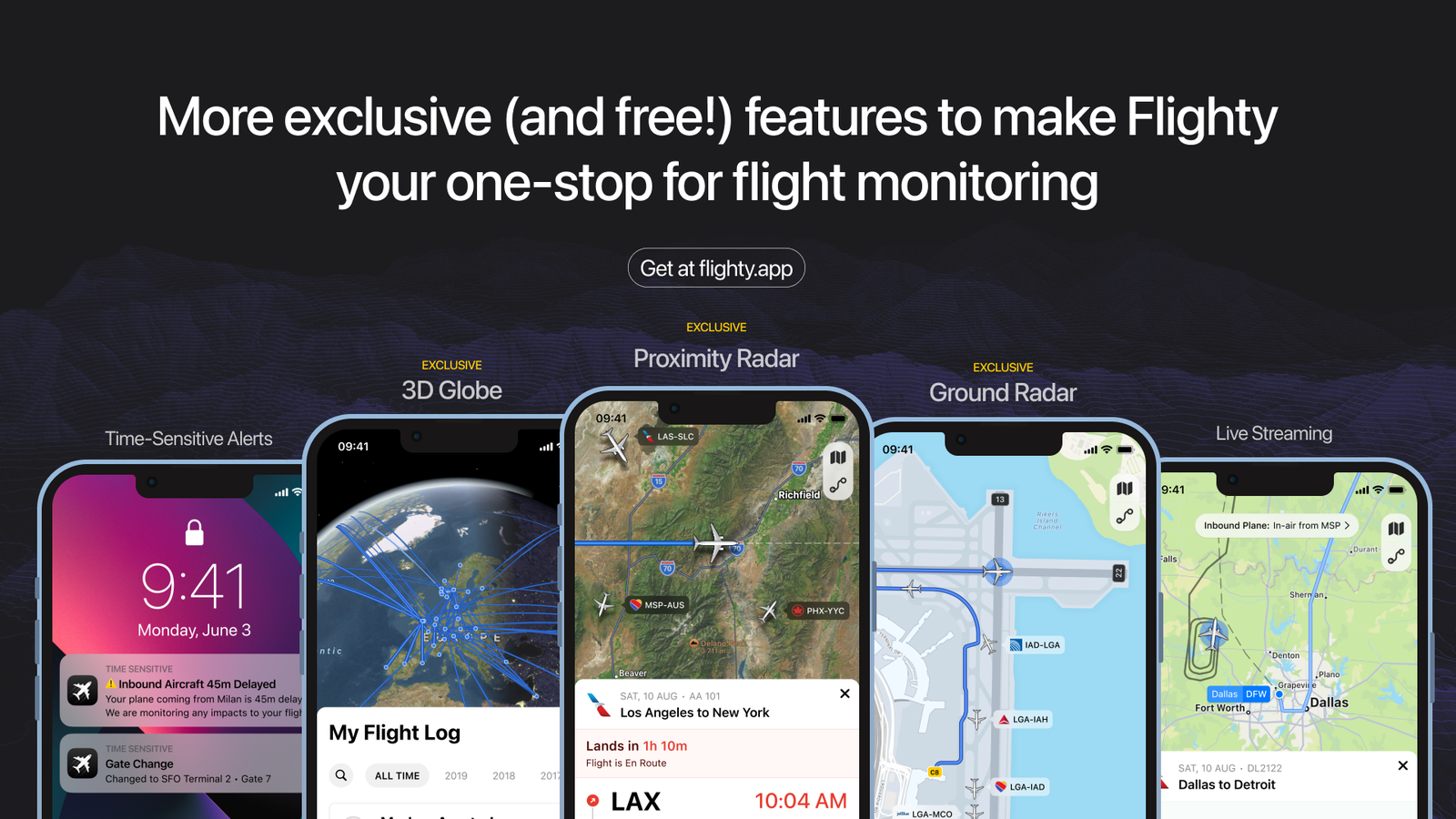 Flighty 2.0 Arrives With a Host of New Flight Tracking Features
