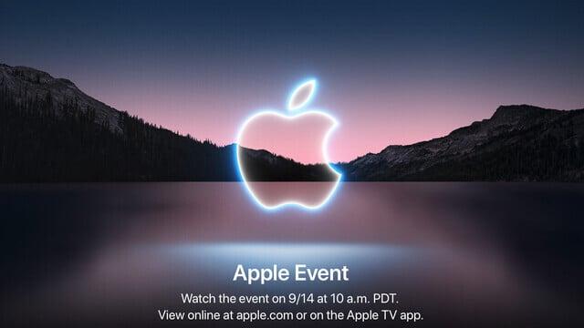 Apple Announces 'California Streaming' Event Next Tuesday, Sept. 14