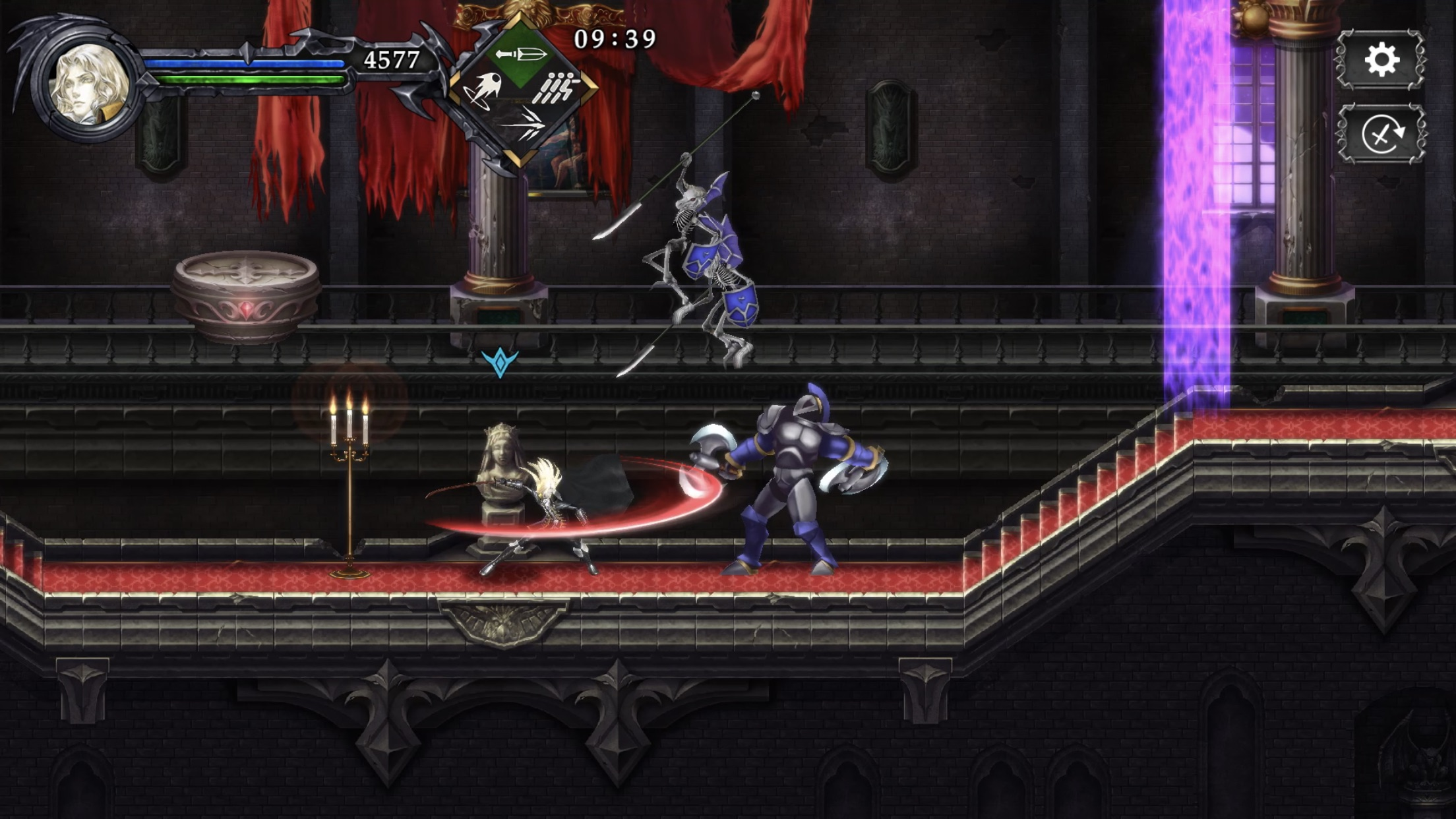 photo of Temple Run: Puzzle Arcade, Castlevania: Grimoire of Souls Debut on Apple Arcade image