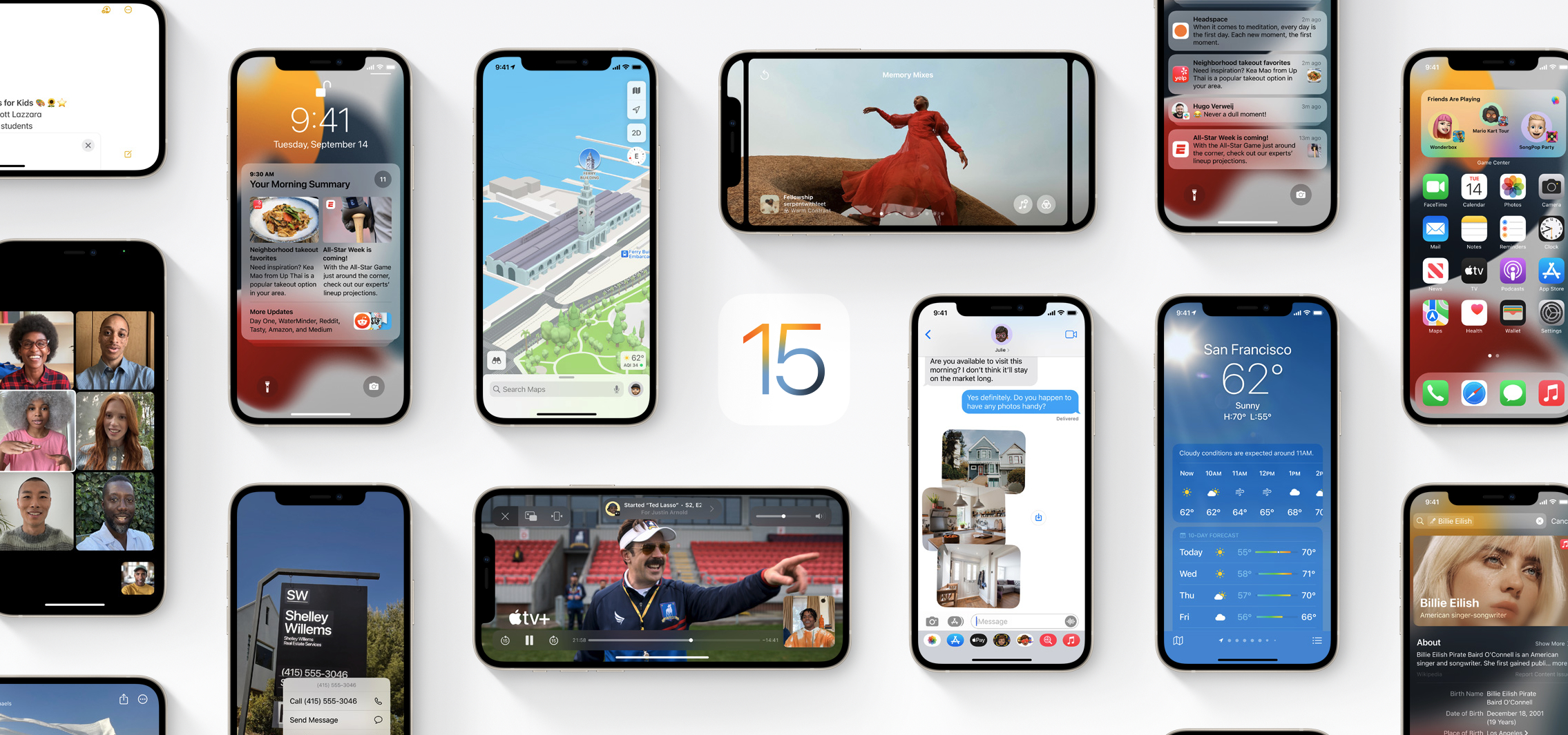 photo of Apple Officially Releases iOS 15 With Improved Notifications and More image