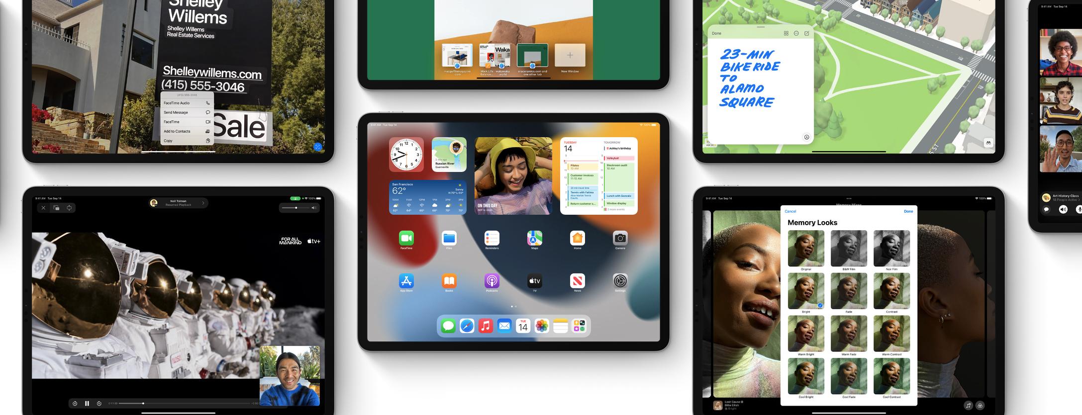 photo of Apple's iPadOS 15 Offers Better Multitasking, New Widgets image