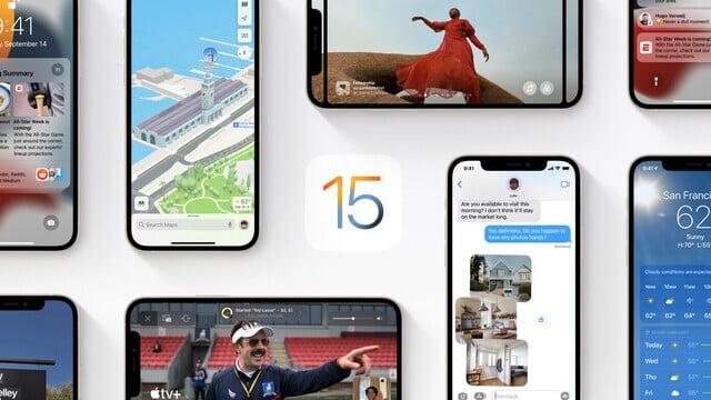 iOS/iPadOS 15, watchOS 8, tvOS 15 Will Arrive Monday, Sept. 20
