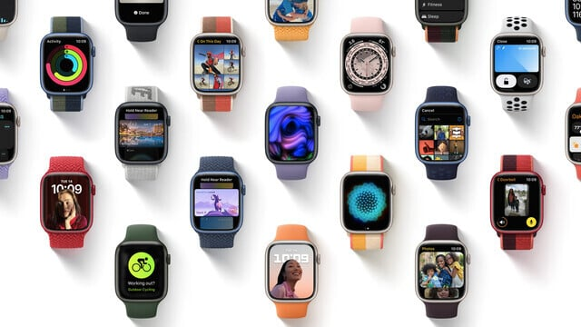 watchOS 8 Brings New Watch Faces, Mindfulness App and More