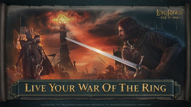 The Lord of the Rings: Rise to War Looks and Feels Like an Authentic Middle-Earth Experience