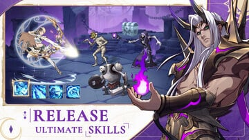Mythic Heroes Is an Idle-RPG from IGG, and it's Out Now in 80 Territories