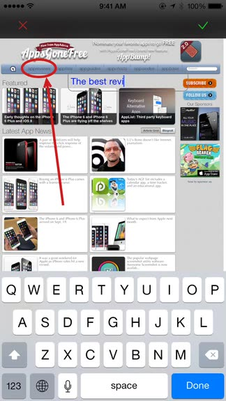 With Awesome Screenshot for Safari, full screen capture has never been easier