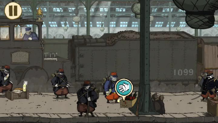 Relive the war and reunite with love in Valiant Hearts on iOS