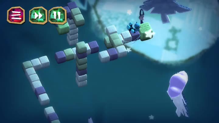 Think outside the box with Miika, a gorgeous puzzle game