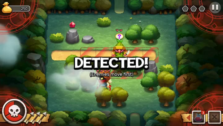 Recover your stolen loot in Sneaky Sneaky, a challenging new stealth RPG game