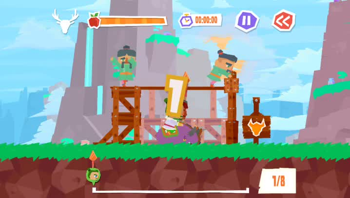 Become the top yak racer around in Yak Dash: Horns of Glory