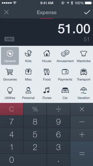Keeping track of your money and budgets has never been easier thanks to Saver 2