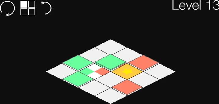 Layer is a deceptively simple but delightful puzzle game about stacking