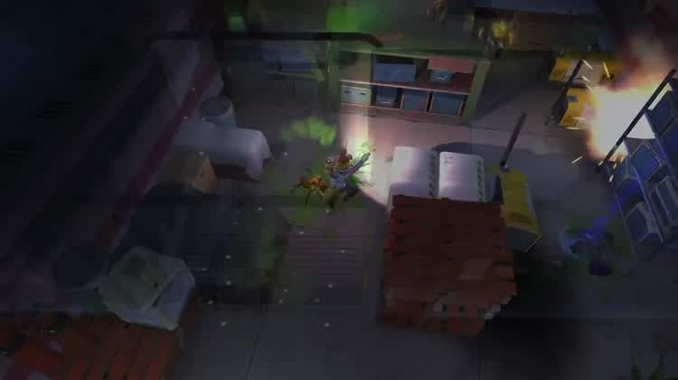 Blast Away Mutants