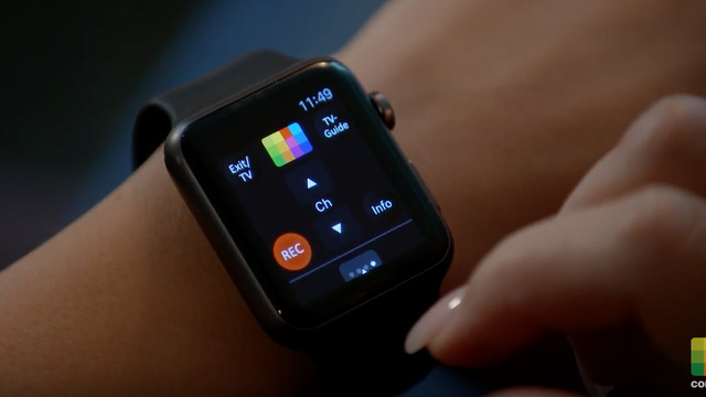 TiVo Apple Watch App Reported To Include Voice Control