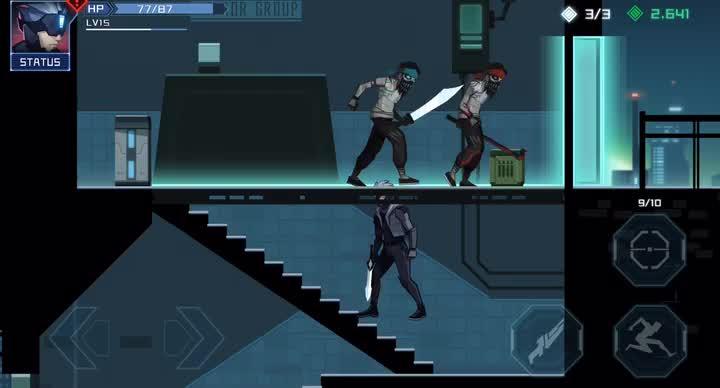 Unravel Dark Secrets As You Go Into Mirror, a Cyberpunk Action Platformer
