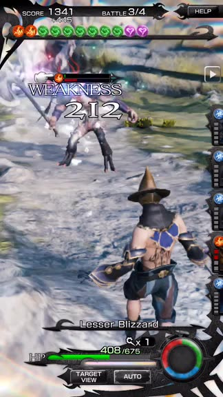 Fulfill the Prophecy as the Warrior of Light in Mobius Final Fantasy
