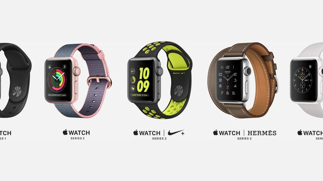 Apple Watch Series 2 Thicker and Heavier Than Predecessor