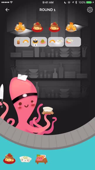 Become a Master Sushi Connoisseur in Sushi Go!