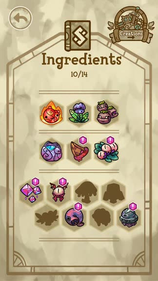Sate Your Curiosity With Alchademy, a Mix-and-Collect Game