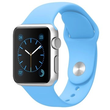 The Best Non-Apple Light Blue The Best Replica Apple Watch Sport Apple Watch Band