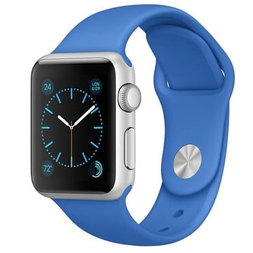 The Best Non-Apple Royal Blue The Best Replica Apple Watch Sport Apple Watch Band