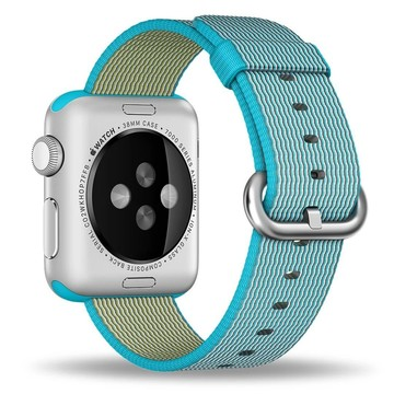 The Best Non-Apple Turquoise The Best Replica Apple Watch Nylon Apple Watch Band