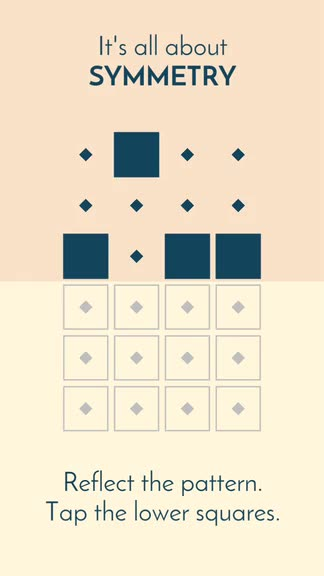 Satisfy Your Need for Balance in the Puzzling Symmetria