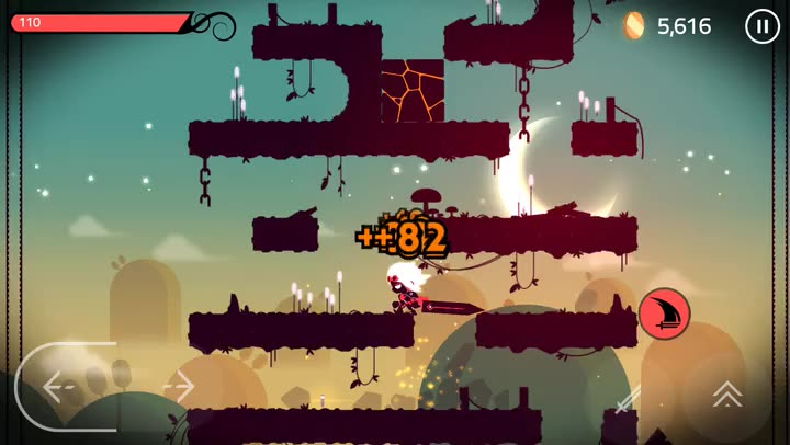 Restore Peace in Star Knight, An Action-Packed Platformer